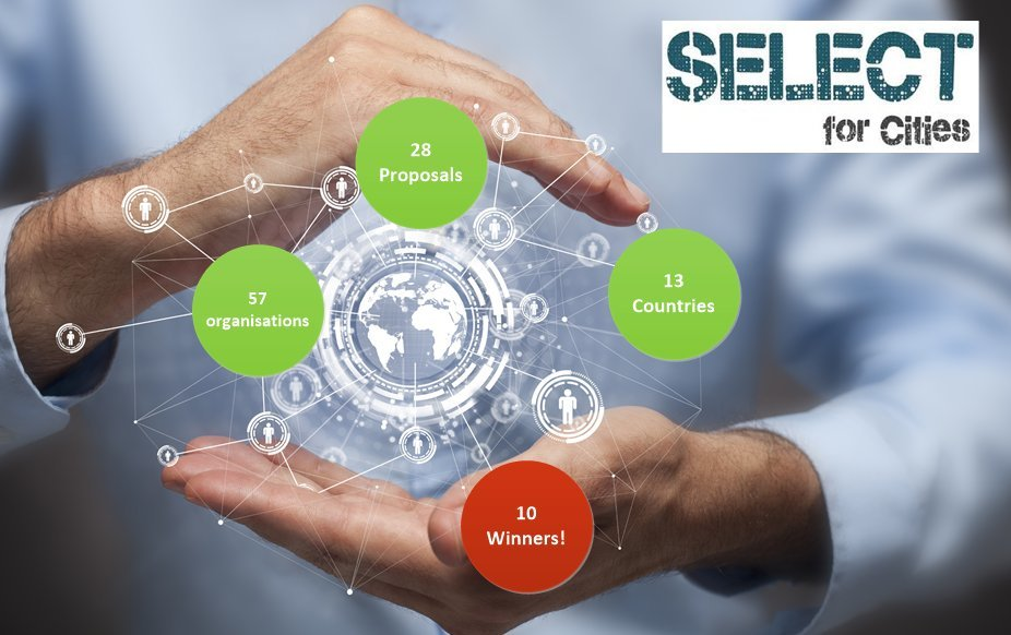 SELECTED for SELEC for Cities Phase 2