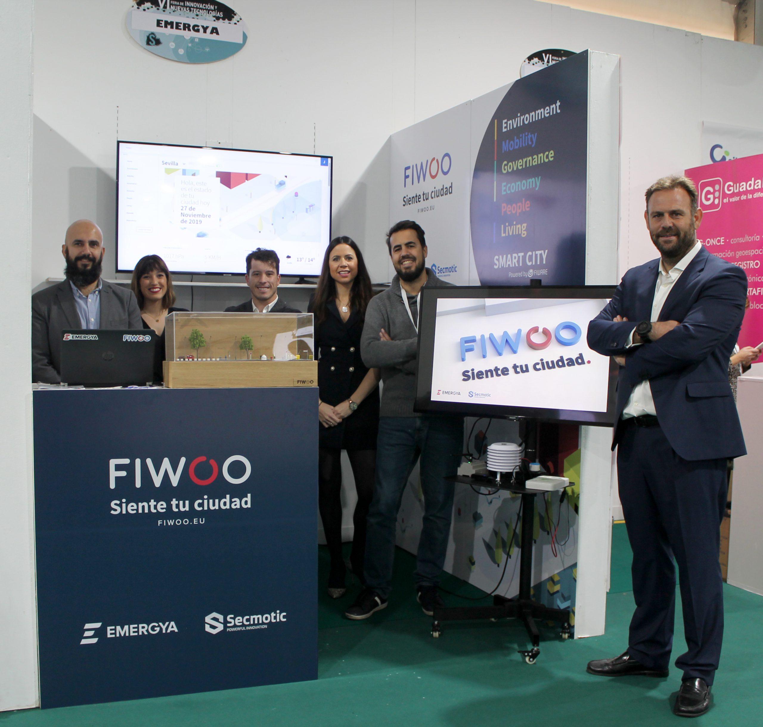 FIWOO en la Feria de Innovación